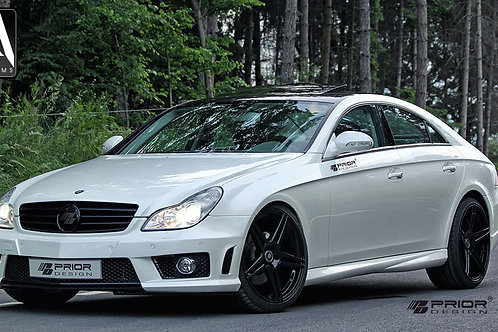 MERCEDES CLS W219 PD600 Aerodynamic Body kit