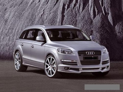 Wide Arch Body Kit for Audi Q7