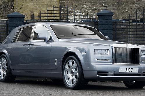 Rolls Royce Phantom Saloon Series II