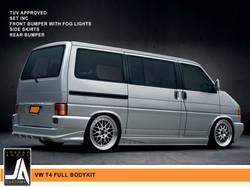VW T4 FULL BODYKIT   Johnny Angel Customs pic 2