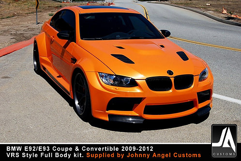 BMW E92 E93 M3 COUPE  VRS STYLE BODY KIT