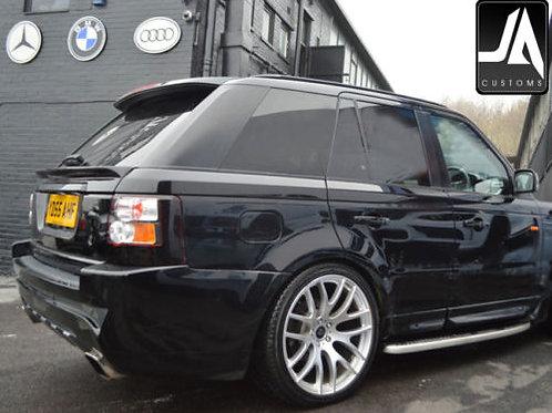 Range Rover Sport Conversion Non Wide Roof Spoiler