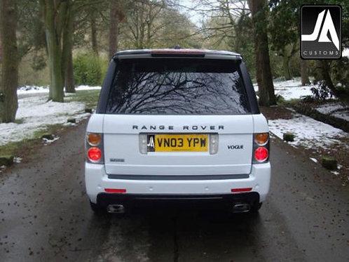Range Rover Vogue / HSE | Rear Bumper Body Kit