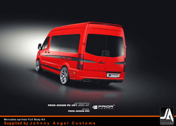 mercedes_sprinter_Rear side_view_prior-design_PD-VIP1Supplied by Johnny Angel Customs