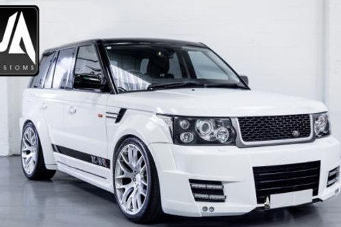 Range Rover Sport Full Wide Arch Body Kit