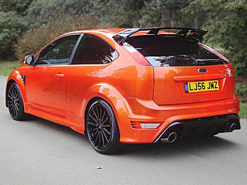 Ford Focus RS 3 Door Roof Spoiler Body Kit
