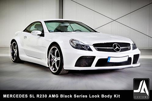 Body kit Mercedes SL R230 AMG Black Series Look