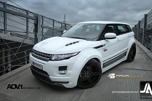 PD650 Widebody-Kit for RANGE ROVER EVOQUE 5D