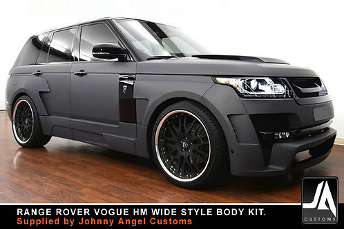 RANGE ROVER VOGUE HM WIDE STYLE BODY KIT