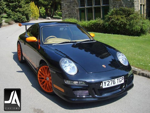 911 Porsche 996 to 997 GT3 Front-End Conversion