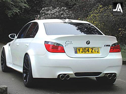 BMW E60 / E61 to M5 | Trunk Finisher Body Kit