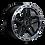"""Thumbnail: KAHN The G06 9½"""" x 22"""" Alloy Wheels SET of 4"""