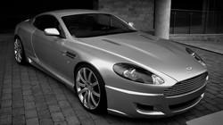 Aston Martin DB9 KAHN Body Kitpic 2