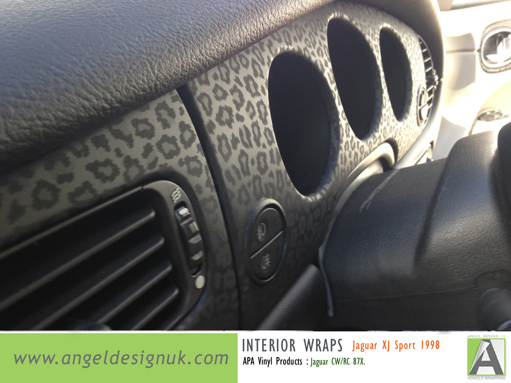 INTERIOR WRAPS JAGUAR PIC 6