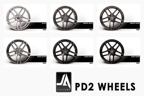 PRIOR-DESIGN Wheels PD2 SET of 4