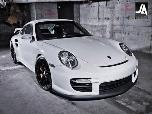 GT2 Style Side Skirts Conversion 911 Porsche 997