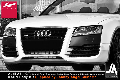 Audi A5 - GT KAHN Aerodynamic Body Kit