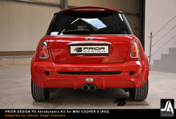 PRIOR-DESIGN PD Aerodynamic-Kit for MINI COOPER S [R53] pic 7 copy