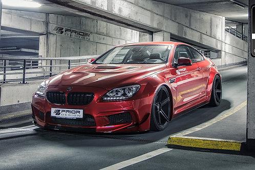 BMW 6-SERIES F12/F13/M6 PD6XX Widebody Kit