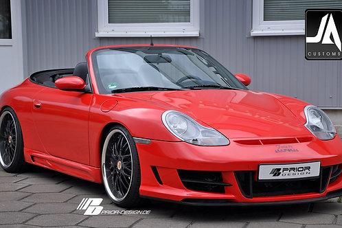PORSCHE 911 996 PRIOR-DESIGN PD1 Aerodynamic-Kit