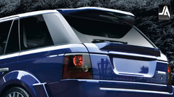 Lower Bootlid Spoiler Accessory by Kahn Design pic 3