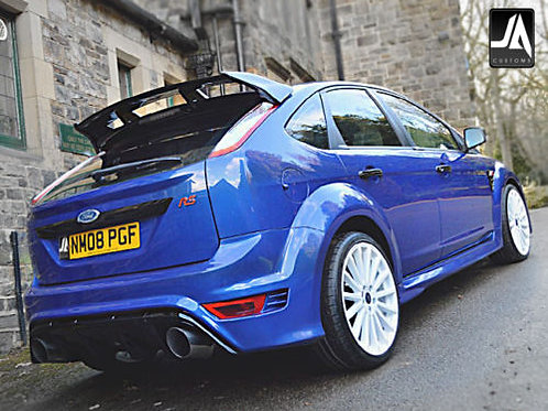 Ford Focus RS 5-Door | Roof Spoiler Body Kit