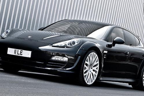Porsche Panamera - Supersport Wide-track Body Kit