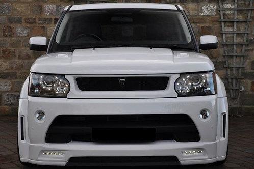 Range Rover Sport JAC Super Sport Bonnet Skin
