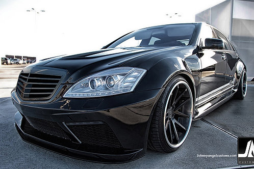 MERCEDES W221 S KLASSE WIDE BODYKIT BLACK SERIES