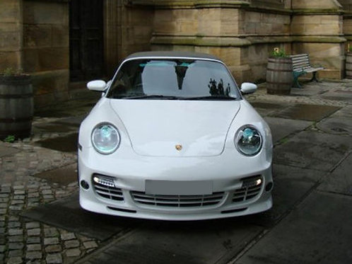 997 Turbo Look Wide Body Kit for Porsche 911 996