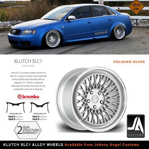 KLUTCH SLC1 Alloy Wheels  18x9.5j ET35  5x114.3
