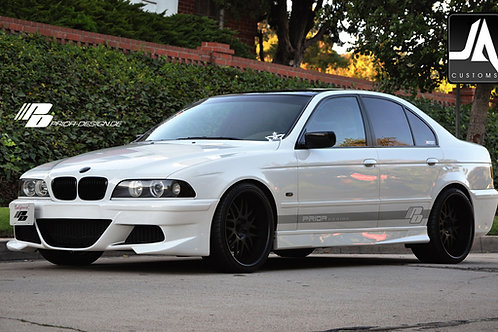 BMW 5-SERIES E39  PD Aerodynamic Body Kit