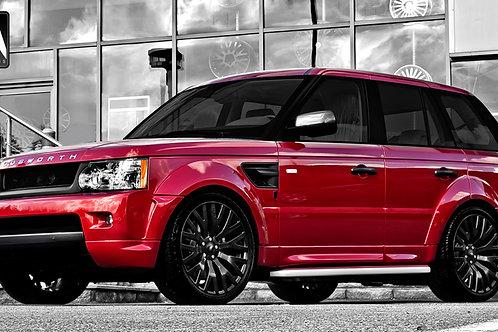 Range Rover Sport KAHN Signature Wide Arch BodyKit