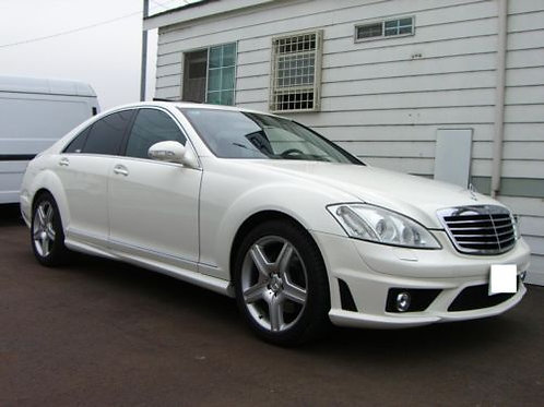 Replica Body Kit for Mercedes S65 AMG Style