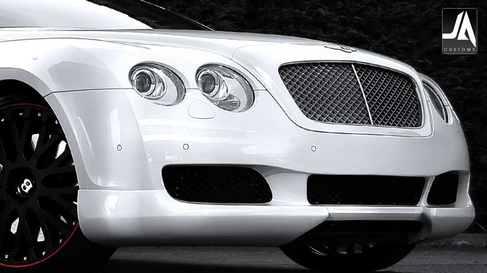 Bentley Continental GT pic 3