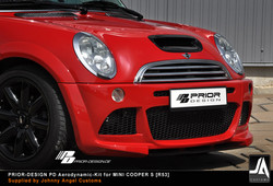 PRIOR-DESIGN PD Aerodynamic-Kit for MINI COOPER S [R53] pic 15 copy