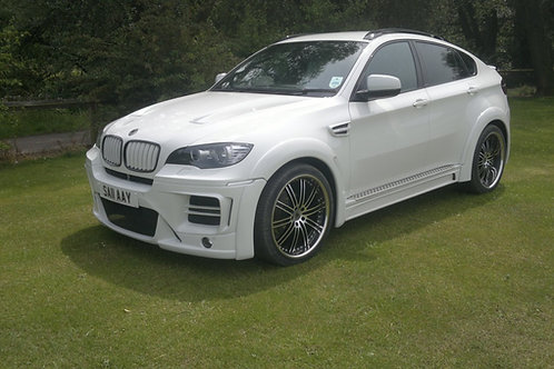 Wide Arch Body Kit For BMW X6 Supplied and Fitted