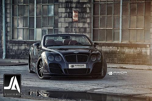 BENTLEY Continental GT/GTC Aerodynamic Body Kit