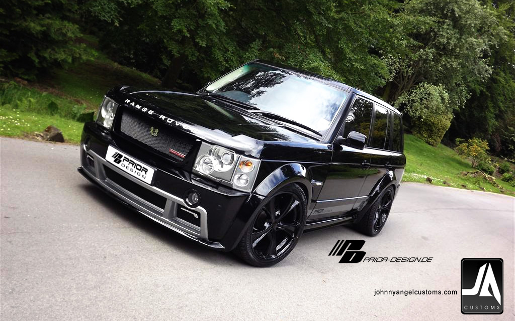 PD Widebody Aerodynamic-Kit for RANGE ROVER [2002-2005] pic 6 copy
