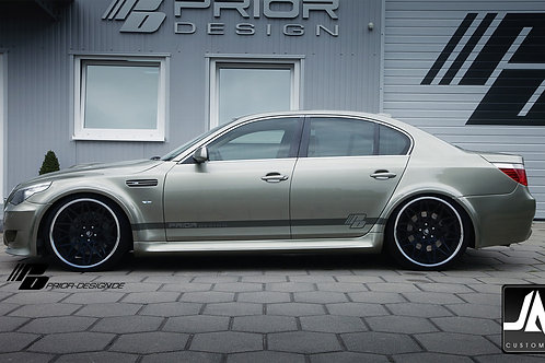 BMW 5-SERIES E60/E61 PDM5 Widebody AerodynamicKit