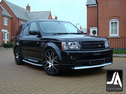 Range Rover Sport Body kit to Autobiography Style