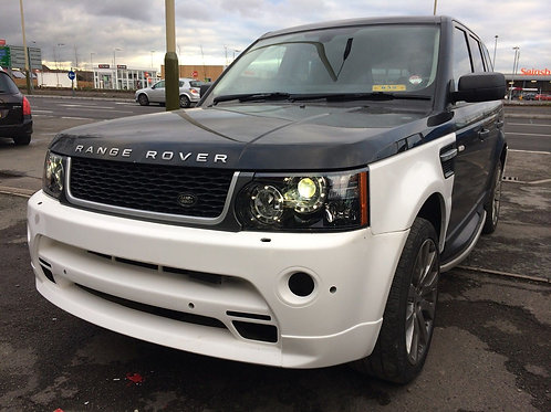 Full Range Rover Sport 2010 Autobiography Facelift