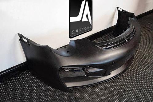 911 PORSCHE 997 Front Bumper UPGRADE Conversion