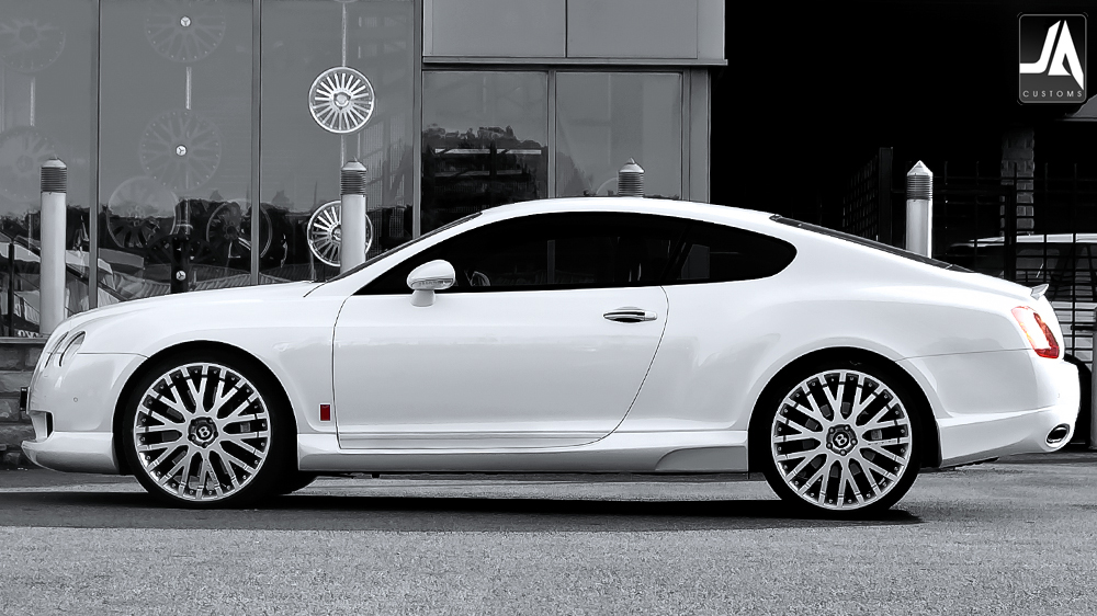 Bentley Continental GT pic 4