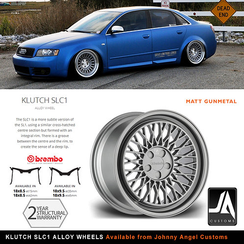 KLUTCH SLC1 Alloy Wheels  18x8.5j	 ET15  5x120
