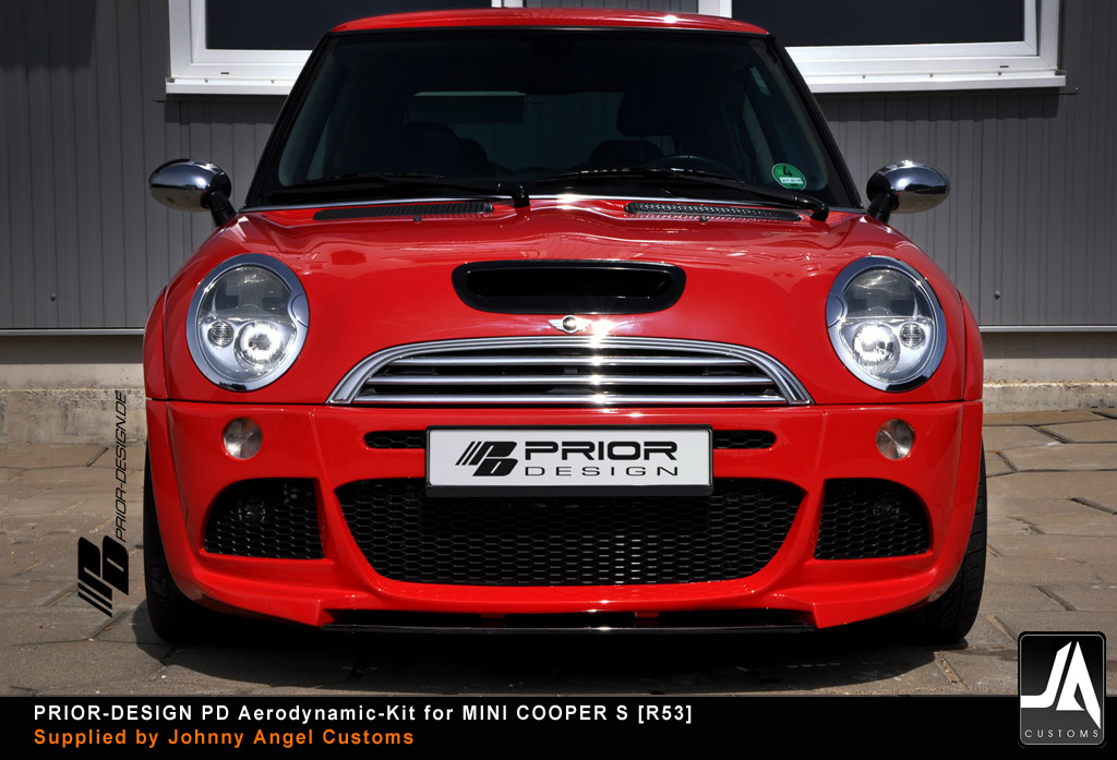 PRIOR-DESIGN PD Aerodynamic-Kit for MINI COOPER S [R53] pic 3 copy
