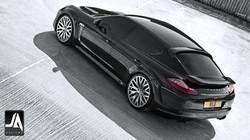 KAHN Porsche Panamera Supersport wide track pic 5