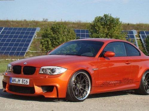 BMW E87 / E88 Wide Body Kit