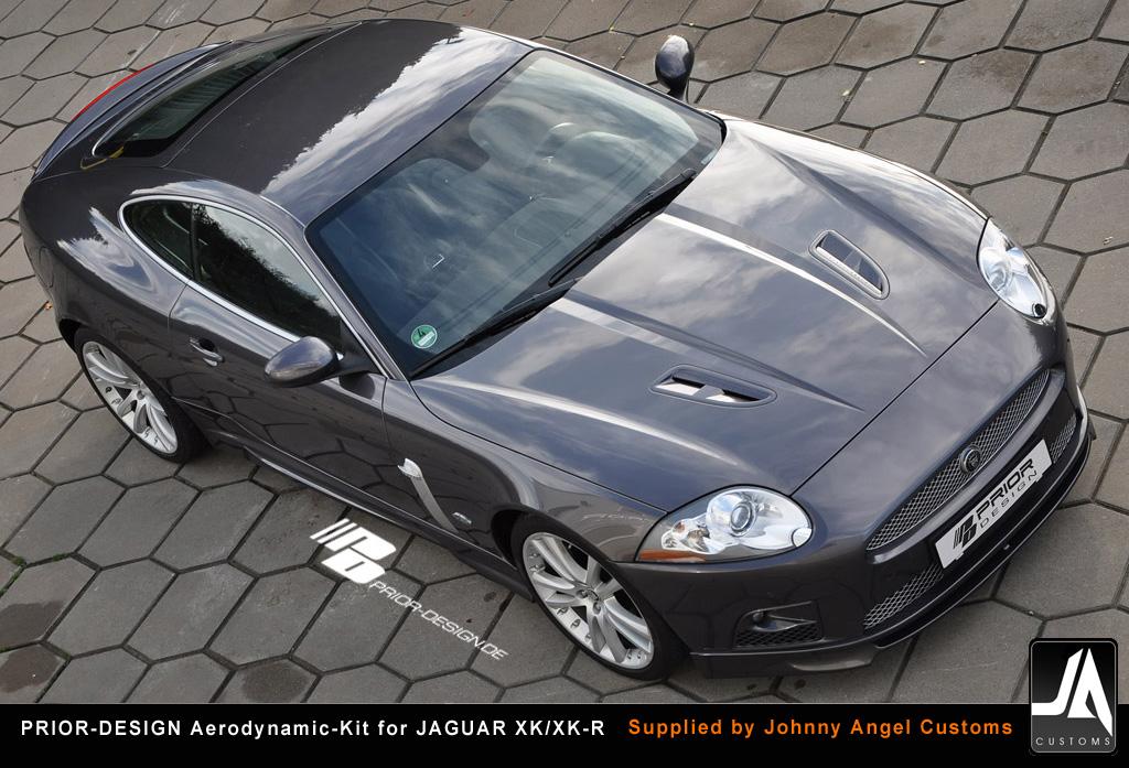 PRIOR-DESIGN Aerodynamic-Kit for JAGUAR XK XK-R pic 7 copy