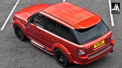 KAHN Autobiography Wide Wheel Arch Body Kit Range Rover Sport pic 12